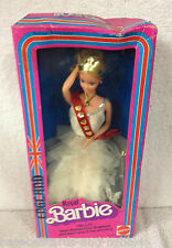 Vintage 1979 Mattel Barbie ROYAL ENGLAND BARBIE Doll #1601