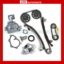 FOR 01-10 TOYOTA SCION 2.4L TIMING CHAIN/ WATER+OIL PUMP 2AZFE ENGINE CAMRY RAV4