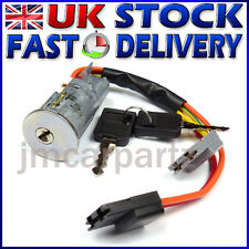 Ignition Lock Barrel RENAULT TRAFIC VAUXHALL VIVARO fits NISSAN PRIMASTAR 01-08
