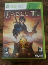 Fable III - Xbox 360 preowned