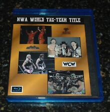 Best of the NWA World Tag Team Title Championship JCP Blu-ray Disc Set history