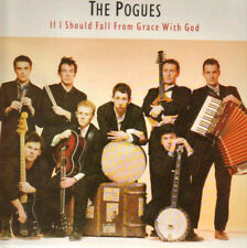 Pogues - If I Should Fall From Grace With God - LP von 1988