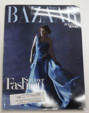 Harper's Bazaar Magazine Julianne Moore Summer Fashion May 2008 WITH ML 012915R2