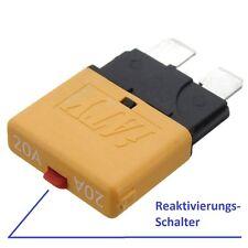 12V / 20A KFZ Sicherungsautomat Flachsicherung Sicherung für LKW PKW Boot usw.