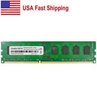 US 8GB PC3-12800 DDR3 1600 240-Pin DIMM Memory For AMD CPU AM3 AM3+ Socket RAM