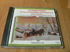 France Clidat - Tchaikovsky : Piano Concerto No. 1 - Pierre Cao - CD Forlane