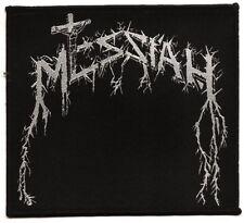 MESSIAH - Logo - Aufnäher / Patch - gewebt - woven - Neu - #4579