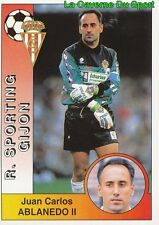 272 ABLANEDO ESPANA REAL SPORTING STICKER CROMO LIGA 1995 PANINI