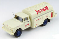 HO Scale 30456 Classic Metal Works Mini Metals Valvoline Oil 60' Ford Tank Truck
