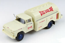 HO Scale 30456 Classic Metal Works Mini Metals Valvoline Oil 60' Ford Tank Truck