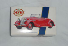 Voitures, camions et fourgons miniatures rouge Dinky avec offre groupée