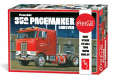 Peterbilt 352 Pacemaker Cabover Coca-Cola Truck 1:25 Scale AMT Detailed Plastic