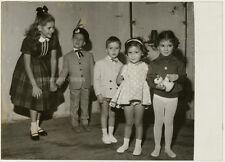 Orig. Photo, Minou Drouet präsentiert Kindermode, 1960