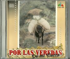 Por Las Veredas De Mi Tierra Latin Music CD New