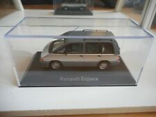 Norev Renault Espace in Grey on 1:43 in Box
