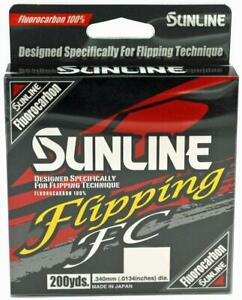 Sunline Flipping FC (Clear/Yellow) - 200 Yards
