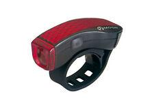 Luz Delantera MOON 1 Led Rojo Ultra Brillante 3 Funciones M-3R de Bicicleta 6007
