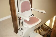 Acorn slimline 120 straight Stairlift supplied and fitted