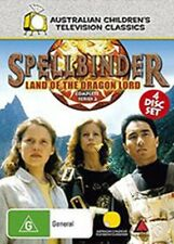 Spellbinder Land of the Dragon Lord S.2 NEW PAL 4-DVD Set