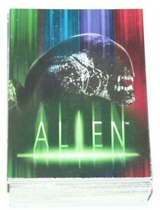 Alien Legacy by Inkworks in 1998. Complete base set of 90 cards. NM/Mint