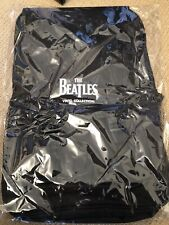 THE BEATLES VINYL COLLECTION BACKPACK RUCKSACK BAG NEW SEALED