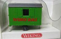 Wiking 1:87  Bauwagen OVP 656 02 Wimo Bau