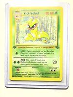 VICTREEBEL - 30/64 - 1st Edition Jungle - Rare - Pokemon Card -  NM