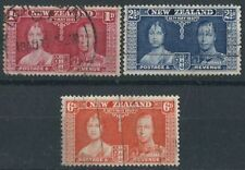 Royalty Used Postage New Zealand Stamps