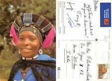 South Africa RSA - Tribal Life Zulu woman - Stamlewe (A-L 523)