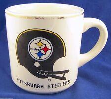 Vintage 1979 Pittsburg Steelers Super Bowl XIV Champs Souvenir Mug Collectable