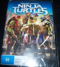 Teenage Mutant Ninja Turtles The Movie 2014 (Australia Region 4) DVD – New