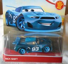 CARS 3 - NICK SHIFT racer SPARE MINT TEAM -  Mattel Disney Pixar