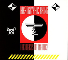 Hieroglyphic Being-The Disco`S Of Imhotep  CD NEW