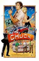 Chuck (TV) Movie POSTER 11 x 17 Zachary Levi, Vik Sahay, F