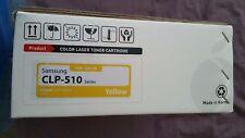 CLP-510Y Yellow Toner Cartridge for Samsung CLP-510 510N