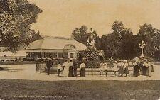 TOLEDO OH – Walbridge Park