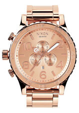 Nixon 51-30 Collection A083-897 Men's Analog Watch