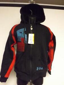 New-Minor-Flaw 1984 Los Angeles XXIII Summer Olympics Mens S Small Hoodie Jacket