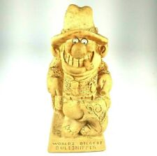 Vintage Wise Guys by American Greetings Sillisculpt Worlds Greatest Bullshipper