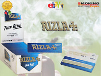 RIZLA CARTINE BLU CORTE BLUE REGOLAR  25 LIBRETTI ✅