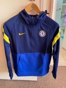 Nike Kids 21/22 Season Chelsea F.C Dri-Fit Hoodie BNWT Size X-Large Great Gift!!