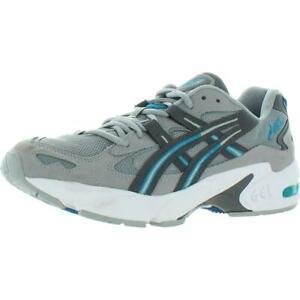 Asics Mens Gel-Kayano 5 OG Gray Running Shoes Sneakers 8 Medium (D) BHFO 0614