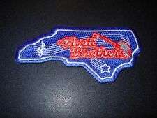 Avett Brothers Patch North Carolina New 5 inch from true sadness tour cd lp