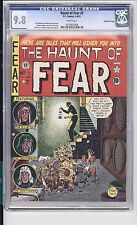 HAUNT OF FEAR  #7   CGC  9.8  MINT  GAINES FILE COPY!!  WHITE PAGES!