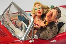 Guillermo Forchino Comic '65 FORD MUSTANG 50% Car collection Figurine Sculpture
