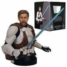 Star Wars Gentle Giant Collectible Bust Obi Wan in Clone Trooper Armor