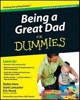 Being a Great Dad for Dummies (Paperback or Softback)