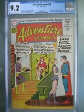 Adventure Comics #282 CGC 9.2 DC Comics 1961 Origin & 1st app Star Boy