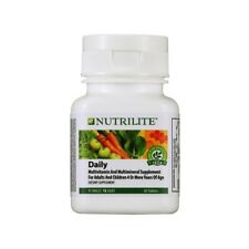 AMWAY NUTRILITE DAILY MULTIVITAMIN & MULTIMINERAL 60s & 180s