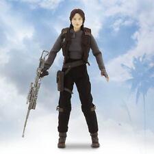 Star Wars Jyn Erso Die Cast PREMIUM Action Figure - 10'' Rogue One Elite Series